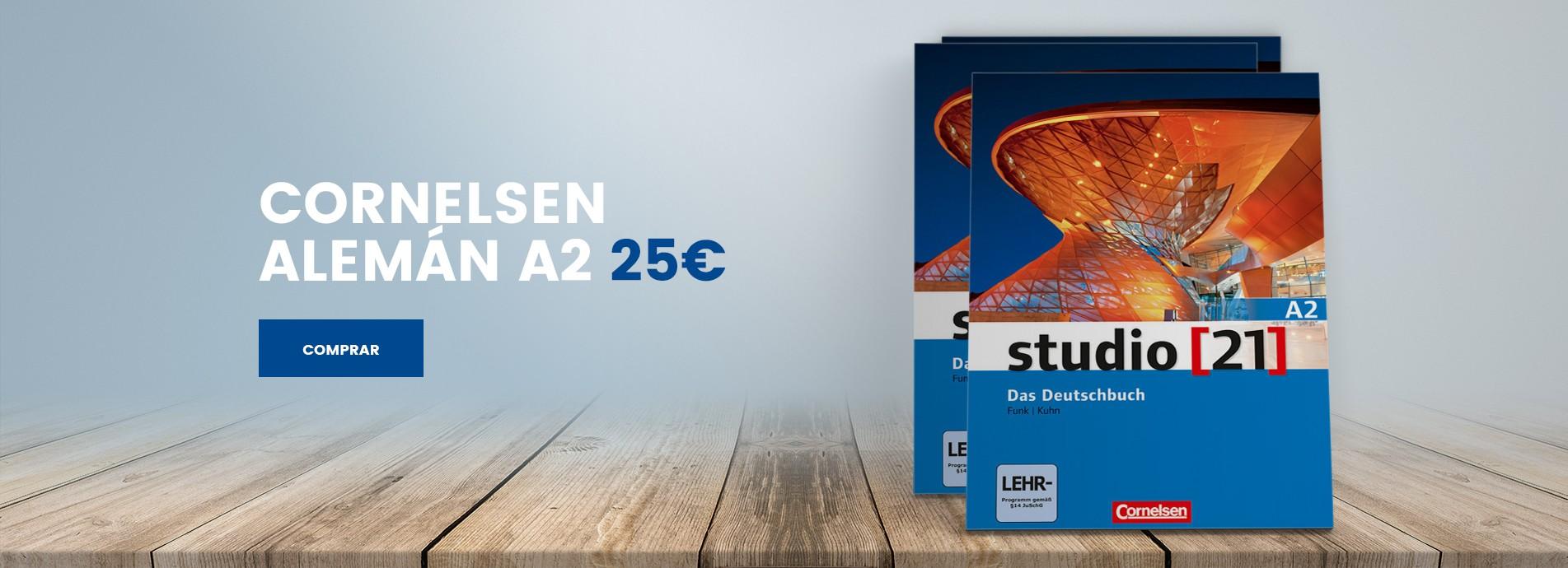 Cornelsen Alemán A2