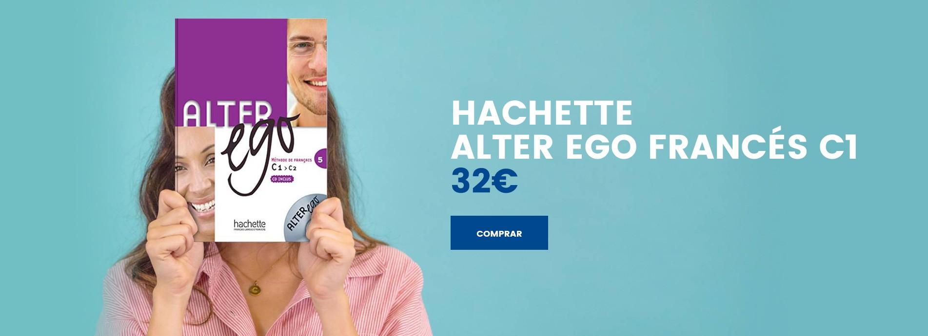 Hachette alter ego francés C1