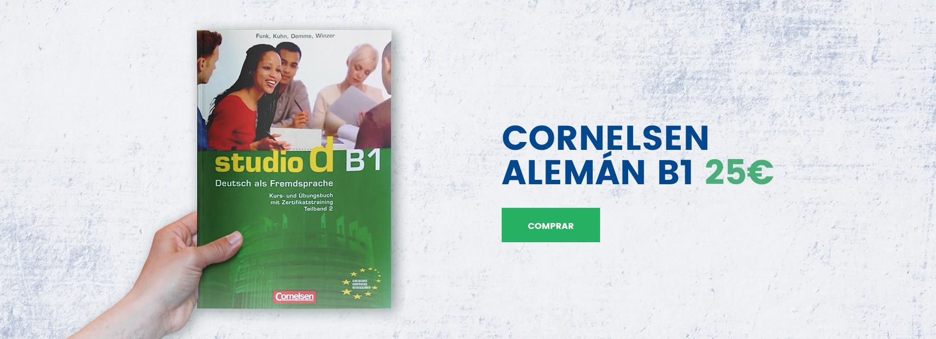Cornelsen Alemán B1